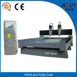 Acut-1325 CNCのルーターの大理石の彫刻家および切断の機械装置、CNCのルーター機械