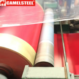 Rivestimento caldo PPGL del PE di vendita 0.13-0.7mm per lo strato del tetto del metallo