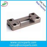 CNC機械鋼鉄機械装置の鍛造材および回された部分を機械で造る精密