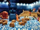 Kaiqi großes weiches Spiel-Innenspielplatz-Entwurf - viele Farben erhältlich (KQ60266A)