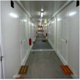 세륨 Certification를 가진 Prefabricated 다중 Storey Container Homes