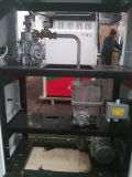 Distributeur d'essence avec le service simple de côtés du model deux d'imprimante
