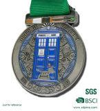 2016 3D in lega di zinco su ordinazione mettono in mostra le medaglie per il ricordo (XDMD-204)