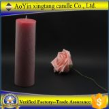 De witte Gebemerkte Kaarsen van de Pijler van de Fabriek van de Kaars van China