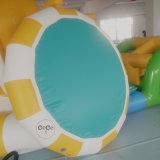 Syndicat de prix ferme circulaire gonflable LG8089 de modèle de l'eau de cocos