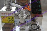 Handelsverkaufenbrötchen, das gedämpftes angefülltes Brötchen Momo bildet Maschine bildet