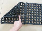 中国製反スリップの台所マットの排水のゴム製マットの酸の抵抗力があるゴム製マット
