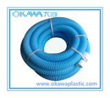"2 "" runzelten Swimming Pool Hose mit PVC Connector"