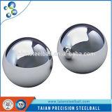 Bola de acero inoxidable Polished suministrada fábrica del espejo de plata del color