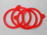 De Pakking van Weck van het silicone, de Ring van Weck van het Silicone, de Verbinding van Weck van het Silicone