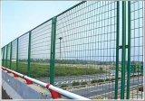 Barrière de treillis métallique