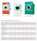 (가스, LPG, 전기 의 가열되는 증기) 최신 Selling Industrial Tumble Dryer 15kg, 30kg, 50kg, 70kg, 100kg, 120kg, 150kg, 180kg