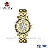 Relógio por atacado do suíço do relógio de pulso das mulheres