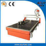 山東から彫版そして切り分けることのための木製CNCのルーター機械