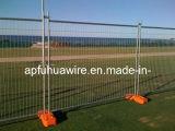 Entfernbarer temporärer Zaun für Verkauf