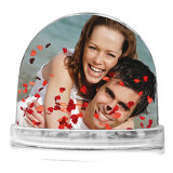Globe de photo, produits de sublimation