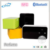 Quente! Altofalante do perfume de NFC Bluetooth para iPhone7
