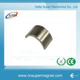 Подгонянный высоким качеством магнит NdFeB дуги