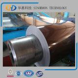 PPGI prepintó la bobina de acero galvanizada de China del alambre