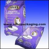 Tierverpacken- der Lebensmittelbeutel-Beutel