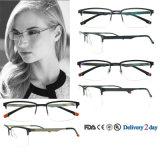 Het Frame In het groot Eyewear Recentste Italiaanse Eyewear van het aluminium