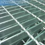 Maille en acier soudée galvanisée râpant pour le passage couvert d'étage