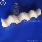 Vite di plastica di nylon su ordinazione di Nylonspiral PA66 degli accessori di ingegneria