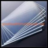 Rodillo transparente de la estera de la hoja del PVC de la mejor calidad Gw7004
