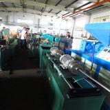 آليّة يغضّن معدن غاز خرطوم يجعل آلة