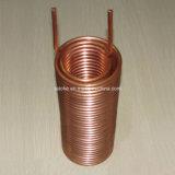 Câmara de ar de cobre para a água mais fria de refrigeração