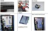 Niedriger Preis-Metallfaser-Laser-Ausschnitt-Maschine