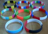 Cadeaux de Bracelet-Promotion en caoutchouc de silicone (1014)