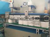 Petit papier de soie de soie à grande vitesse de toilette faisant la ligne de production à la machine