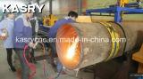 Machine de découpage ronde portative extérieure de tube