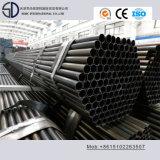 SS400 Ss330 S235jo laminado en frío de tubos de acero al carbono Ronda