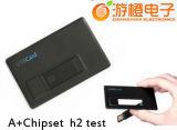 最近クレジットカードのXt様式USBのフラッシュ駆動機構(OM-P513)