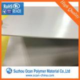 strato di plastica del PVC di bianco lucido 1mm di 1220X2440mm per mobilia