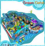 A série do navio caçoa o campo de jogos interno para o centro de entretenimento da família
