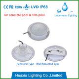 Luzes subaquáticas da piscina do diodo emissor de luz do poder superior do produto novo