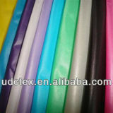 Tafetá 100% do poliéster Lining Fabric com Plain & Twill Weave
