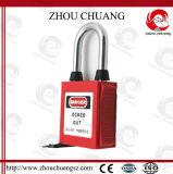 Candado a prueba de polvo estándar de la puerta de la seguridad del grillo de acero de la alta calidad
