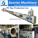 Linea di produzione della conduttura del PE di alba macchina della conduttura di acqua del PE