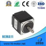 Motor de escalonamiento de la serie de la nema 11/28*28 28bygh102 para la impresora 3D