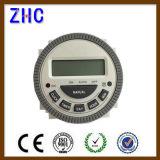 12V 16A 풀그릴 타이머 시간 스위치 릴레이 168 시간 LCD 디지털 힘