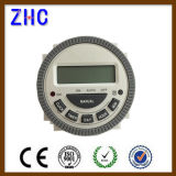 12V 16A 168 часов релеего переключателя времени отметчика времени силы LCD цифров Programmable