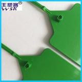 中国の工場直売の大きいラベルのサイズのプラスチックシール