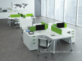 Four (HF-ELG015)를 위한 최신 Sale Modern Office Workstation