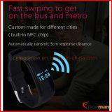 Pulsera elegante de Bluetooth, reloj elegante de la pulsera, pulsera elegante