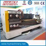 Máquina de torneado del torno del metal horizontal de poca potencia de la precisión CS6266Bx1000