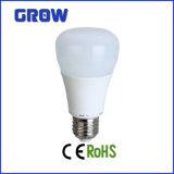 Bombilla 6W / 8W / 10W / 12W E27 plástico aluminio LED